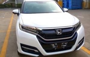 Mobil Pengantin Honda UR-V Siap Diluncurkan Maret