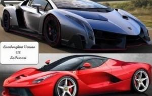 Mobil Pengantin Sindiran Bos Ferrari ke Pembeli Lamborghini