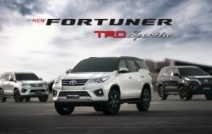 Mobil Pengantin Perang Segmen SUV, Toyota Fortuner Tak Tergoyahkan