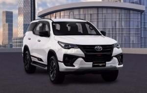 Mobil Pengantin Toyota Fortuner Paling Banyak Diekspor Lima Tahun Terakhir
