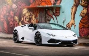 Mobil Pengantin Supercar Lamborghini Senilai Rp4 Miliar Dicuri dari Rental