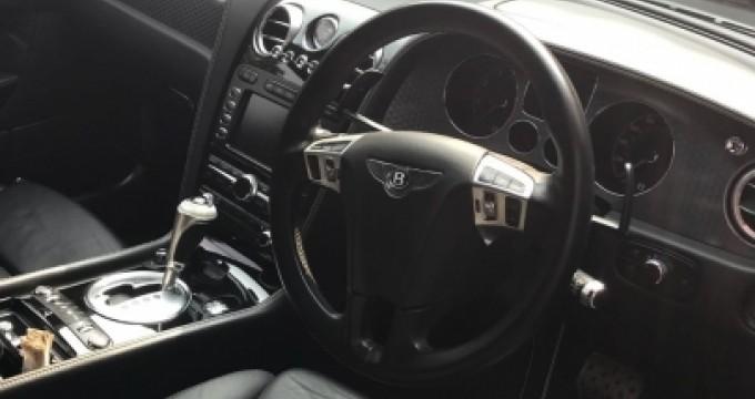 Sewa mobil online - Bentley Flying Spur