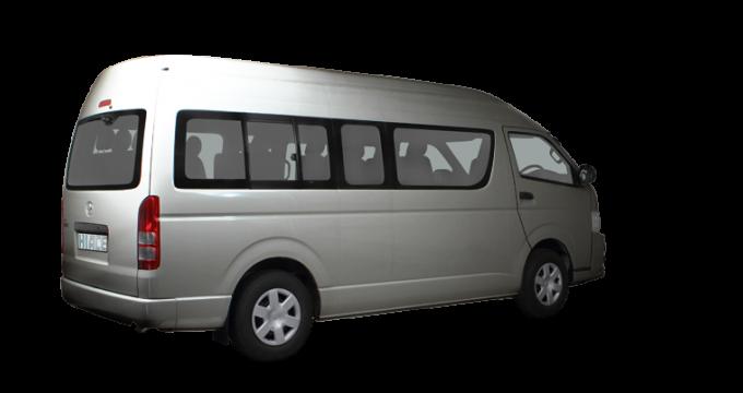 Sewa mobil online - Toyota Hiace Commuter