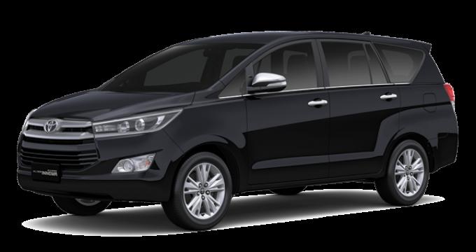 Sewa mobil online - Toyota Innova Reborn