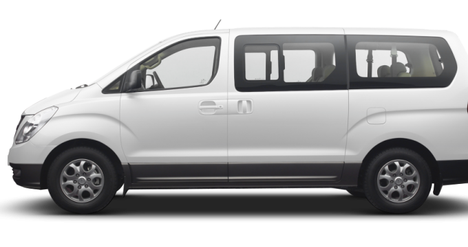 Sewa mobil online - Hyundai H-1