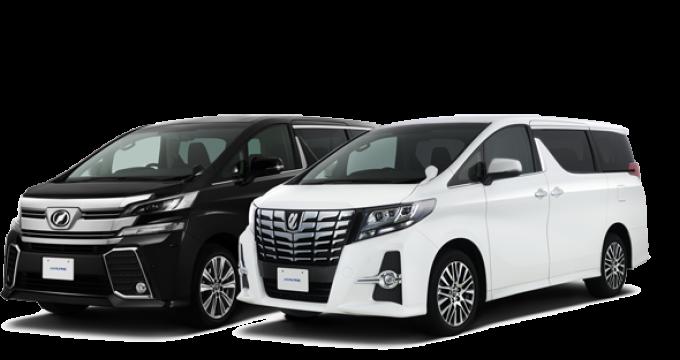 Sewa mobil online - Toyota Alphard & Vellfire Transformer