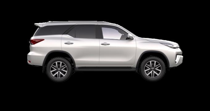Sewa mobil online - Toyota All New Fortuner (VRZ & SRZ)