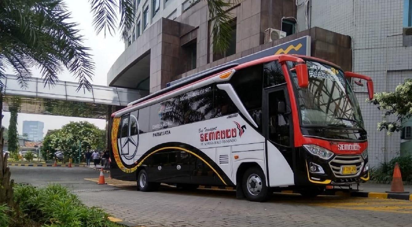 Sewa Bus Pariwisata Murah Jakarta