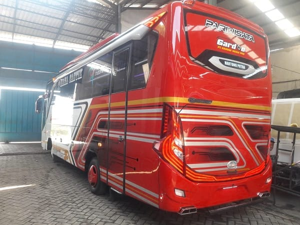 Sewa Medium Bus Jakarta