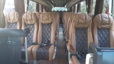 Interior bus pariwisata