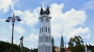 Sumatera Barat Dari Jakarta