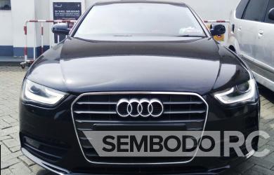 Mobil Pengantin - Audi