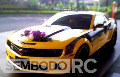 Mobil Pengantin - Bumblebee