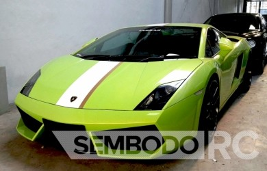 Mobil Pengantin - Lamborghini