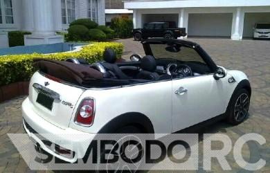 Mobil Pengantin - Mini Cooper