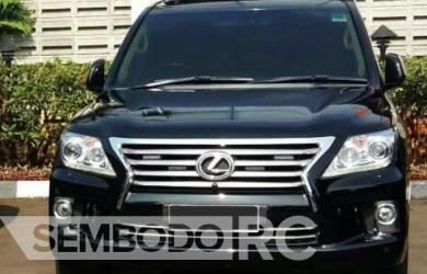 Mobil Pengantin - Lexus
