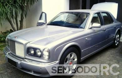 Mobil Pengantin - Old Car