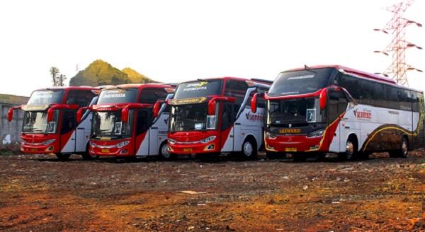 Bus Trayek VVIP