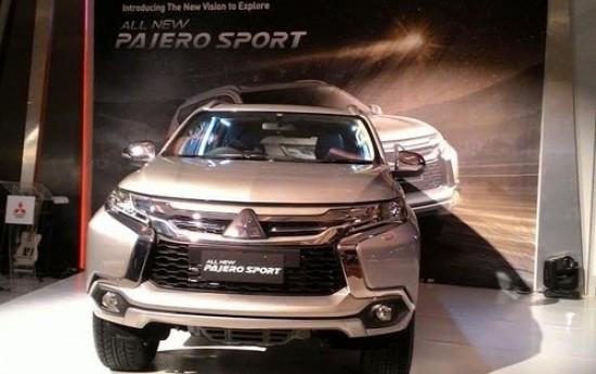 Sewa Mitsubishi All New Pajero Sport Resmi Mengaspal
