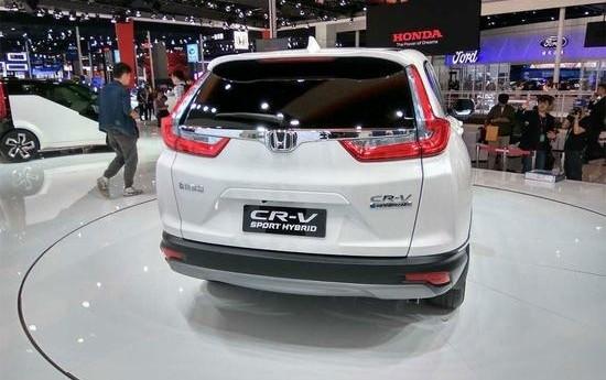 Sewa Honda Jejalkan Mesin Hybrid Pada CR-V