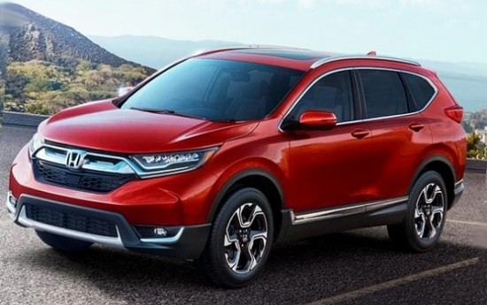 Sewa All New Honda CR-V Bakal Made In Karawang, Indonesia