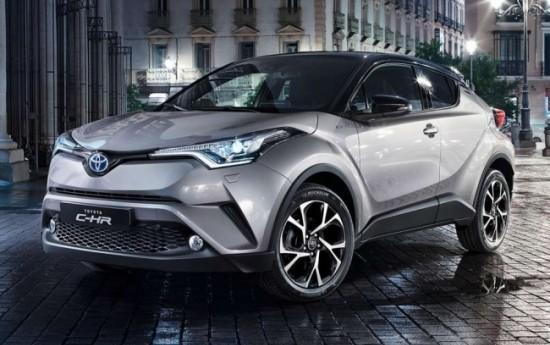 Sewa Toyota C-HR Akan Diproduksi di Indonesia?