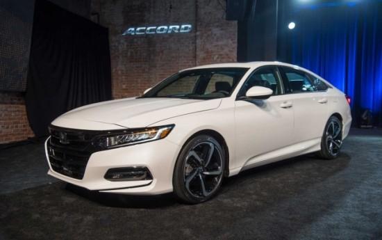 Sewa Honda Accord Terbaru Gunakan Mesin Turbo