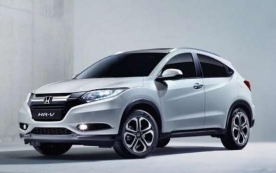 Sewa Tampang Baru Honda HR-V Facelift, Pesaing Toyota C-HR