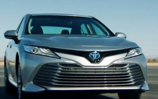 Sewa Buat Camry Baru, Toyota Investasi Lebih dari Rp 17 Triliun