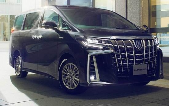 Sewa Toyota Luncurkan Alphard 2018, Tampil Lebih Mewah