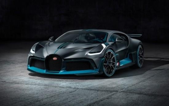 Sewa Bugatti Divo Rp 84 Miliar dan Cuma Dibuat 40 Unit