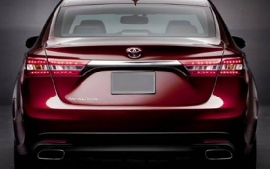 Sewa Pakai Basis Camry, Toyota Siapkan Sedan Anyar