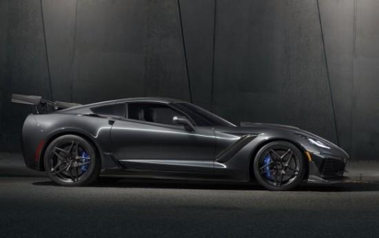 Sewa Lama Dinanti, Corvette ZR1 2019 Resmi Meluncur