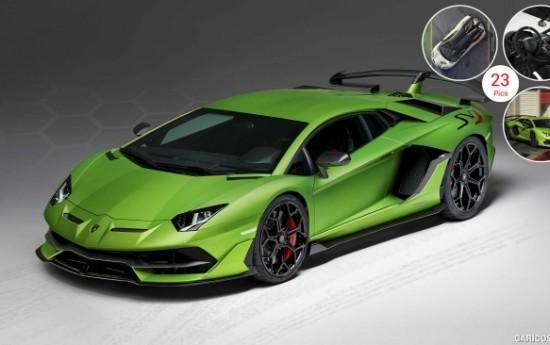 Sewa Raja Nurburgring, Lamborghini Aventador SVJ Resmi Dijual