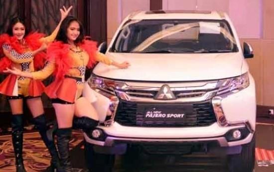 Sewa Mitsubishi Andalkan Pameran dan Mall buat Jualan