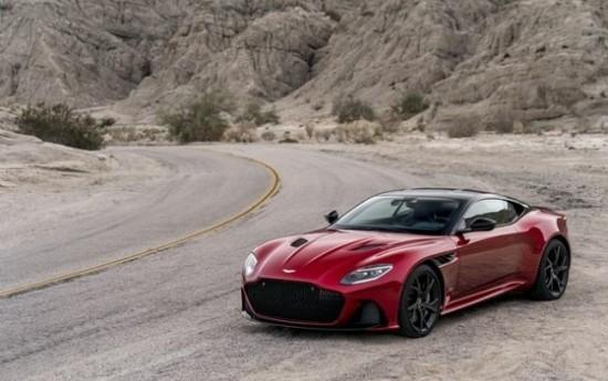 Sewa Harga Aston Martin DBS Superleggera Tembus Rp 4 Miliar