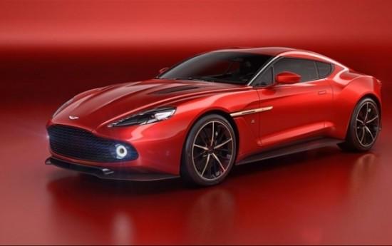 Sewa Aston Martin Vanquish S Lebih Murah dari Ferrari F12