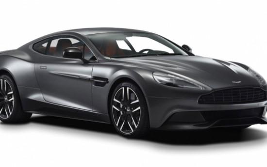 Sewa elang Akhir Produksi, Aston Martin Bikin Vanquish Edisi Perpisahan