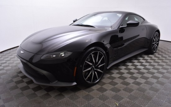 Sewa Aston Martin Vantage Dijual Lebih dari Rp 5 Miliar