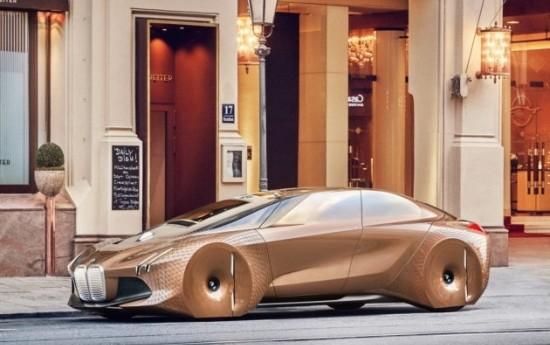 Sewa Ambisi BMW : 4 Tahun Lagi Autonomous Car Lv. 5 Bisa Dipesan