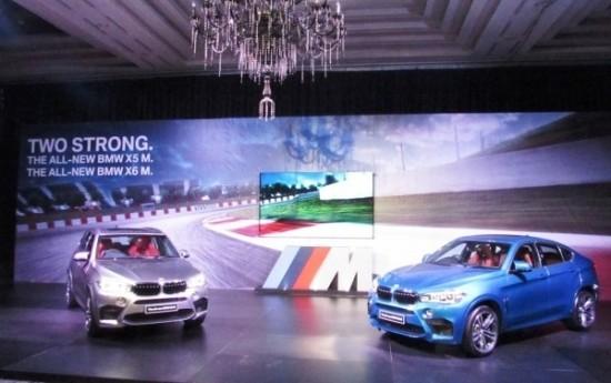 Sewa BMW Luncurkan Edisi Khusus X5M Dan X6M