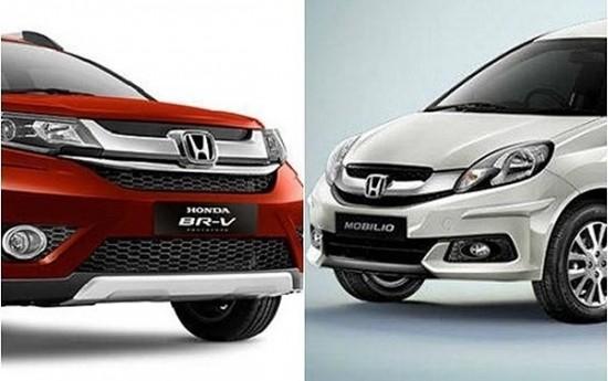 Sewa Honda BR-V VS Honda Mobilio : Eksterior Beda, Tapi Interior Mirip
