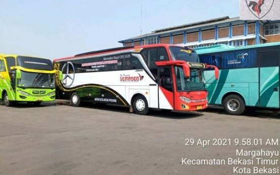 Sewa Bebas Antri di Terminal, Inilah Cara Beli Tiket Bus Online