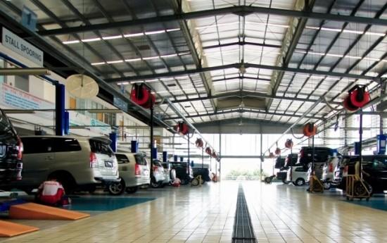Sewa Toyota Siapkan 4.476 Teknisi Terlatih Jelang Mudik Lebaran