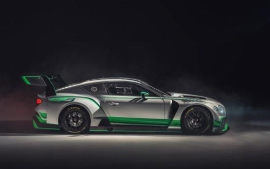 Sewa Bentley Continental GT3 Baru Tampil Menawan dan Agresif