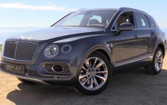 Sewa Bentley Bentayga di Indonesia Paling Murah Rp 10 Miliar