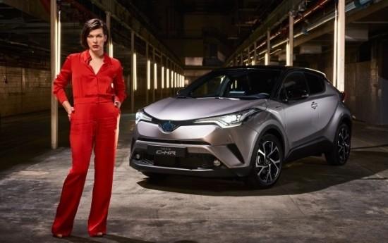 Sewa Toyota C-HR Kemungkinan Bakal Diluncurkan Akhir Tahun