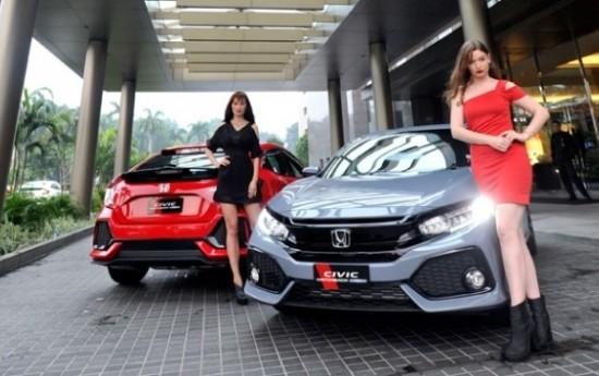 Sewa Civic Turbo Hatchback Sudah 1.000 Mobil di Indonesia
