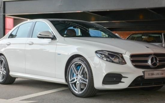 Sewa Mercedes-Benz Siap Bangun Pabrik Baterai Untuk Mobil Listrik