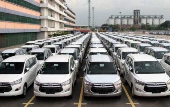 Sewa Penjualan Mobil Di Tanah Air Tahun 2017 Dikuasai 5 Merek Ini